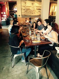 5/23/2016- Enjoying Wynwood with a tasting from Wynwood Kitchen & Bar paired with local La Rubia Beer / Private Wynwood Art District Tour