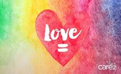 """#Love Wins! """"When I despair, I remember that all through history the ways of truth & love have always won. There have been tyrants, and murderers, and for a time they can seem invincible, but in the end they always fall. Think of it -- always."""" (Mahatma Gandhi)"""