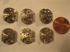 6 Vintage Watch Movement Matching rare ideal for by HandzofTime, £15.00