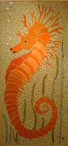 Mosaic Artist Debi James