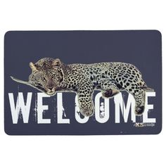 Zazzle's Mat Floor floor mats are a great way to accentuate you home décor & stay comfortable while standing in your bathroom, kitchen, or other room! Animal Sculptures, Lion Sculpture, Wildlife Home Decor, Camping Coffee, Welcome Mats, African Safari, Wildlife Photography, Personalized Gifts, Floor