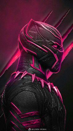 Best marvel character ever Black Panther Marvel, Black Panther Art, Hero Marvel, Marvel Dc Comics, Marvel Avengers, Pop Marvel, Deadpool Wallpaper, Avengers Wallpaper, Hero Wallpaper