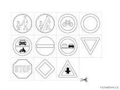 Výsledek obrázku pro dopravní prostředky pro děti Preschool, Diagram, Learning, Crafts, Special Education, Physical Development, Social Studies, Coloring Pages, Vehicles