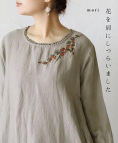 【楽天市場】【再入荷♪♪5月22日12時&22時より】「mori」花を肩にしつらいました。ワンピース:cawaii