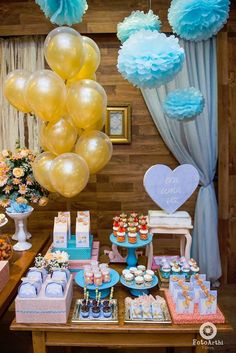 Dessert table detail from a Dreamy Cinderella Birthday Party on Kara's Party Ideas   KarasPartyIdeas.com (14)
