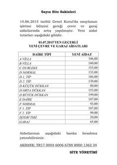 BİLKENT ÇAMLIK SİTESİ