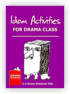 Three completely original drama activities that integrate drama and theatre!