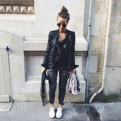 """""""Trendy military ✖️#look on noholita.fr #mylook #outfit #fashionblogger #lifestyle #streetlook #military"""""""