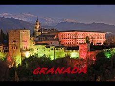 ГРАНАДА  (Granada) -  красивейший город Испании