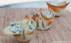New Year's Eve Appetizer and Easy Dessert Recipe - Play.Party.Pin