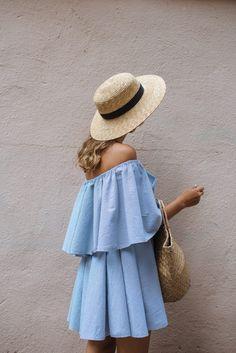 DIY Circle Top & Skirt Set - FREE Sewing Pattern / Tutorial