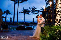 Kauai Hawaii wedding
