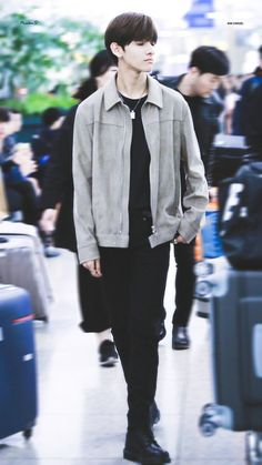 Bad Boys, Cute Boys, Seventeen Samuel, Samuel 17, Clap Clap, Airport Style, Airport Fashion, Korea Boy, King Of My Heart