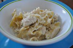 Quick & simple Ranch Noodle Chicken.