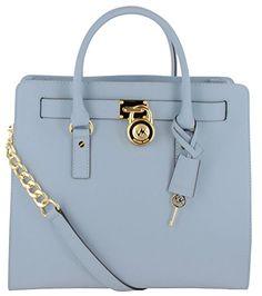 Michael Kors Large Hamilton Women's Leather Tote Handbag Blue Michael Kors http://www.amazon.com/dp/B00QIJ44AE/ref=cm_sw_r_pi_dp_9Qeuwb1E50QAN