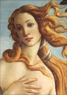 Birth of Venus, Sandro Botticelli troppo bella! Renaissance Paintings, Renaissance Art, Italian Renaissance, Art Inspo, Arte Fashion, Classic Paintings, Art Et Illustration, Famous Art, Classical Art
