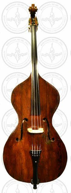 Paolo Antonio Testore Bass Violin