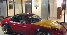 @yosukeabe / via @mx5low   #TopMiata #mazda #miata #mx5 #eunos #roadster #epsilon #meshwheels   See more about Mazda and Blog.
