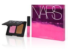 NARS Lose yourself set: Angelika/Laguna duo and Angelika lipgloss
