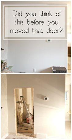 Moving walls and cha