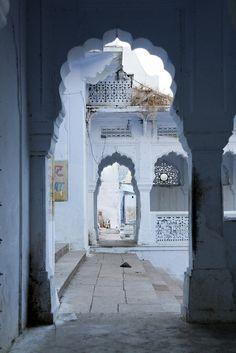 Pushkar Archways