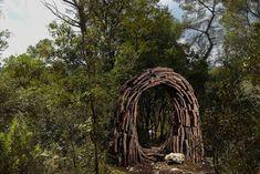 Forest Sculpture - Spencer Byles | Stefany