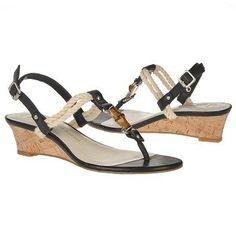 $59.99 Etienne Aigner Kuniko Sandals Inky Navy Women`s Sandals class