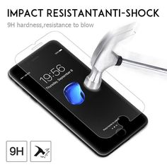 DAI GADGETS Cell Phone 0.3mm Premium Tempered Glass Screen Protector £1.68