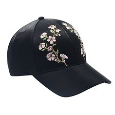 aa5d7212a367d2 Black Dad, Dad Caps, Floral Embroidery, Caps Hats, Dads, Baseball Hats, Baseball  Caps, Flower Embroidery, Fathers
