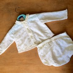 A personal favourite from my Etsy shop https://www.etsy.com/uk/listing/487327400/vintage-baby-two-piece-romper-top-and