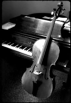 Best combination of classical instruments ever. The cello and the piano. Cellos, Cello Music, My Music, Jazz Music, Music Stuff, Mundo Musical, All About Music, Music Lovers, Classical Music