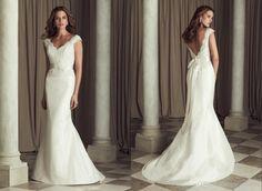 Wedding Dresses Backless Mermaid