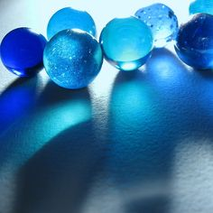 Someone help me find my marbles. I'm pretty sure they're blue.
