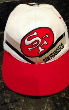 aef4a11cebb San Francisco 49ers SF snapback Reebok Pro Line adjustable football hat cap   Reebok  SanFrancisco49ers