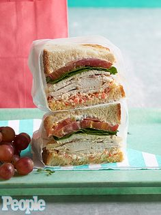 ROASTED TURKEY SANDWICH
