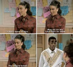 "When she put Dwayne in his place. 24 Of Whitley Gilbert's Most Iconic Lines On ""A Different World"" Black Love, Black Is Beautiful, Dwayne And Whitley, Whitley Gilbert, Jasmine Guy, Black Tv Shows, The Cosby Show, Prince Of Bel Air, A Different World"