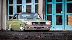 TOYOTA CROWN | Lowered, Slammed, Stance, JDM