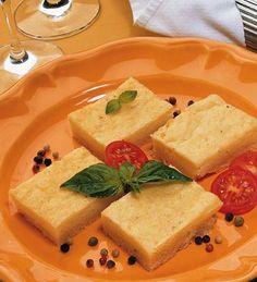 Faina de quesos #receta #facil
