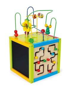 5 kanten spel en plezier met leereffect.