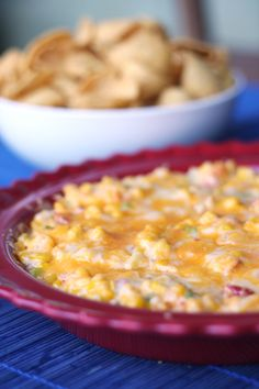15 Fantastic Dips for Any Day: Hot Corn Dip, Hot Crab Dip, Jalapeno Popper Dip, Roasted Red Pepper Dip, Garlic Artichoke Dip, Quick and Easy Mexican Dip, Chili Con Queso Dip, Hot White Bean Dip with Bacon, Roasted Egg Plant Spread, Roasted Red Pepper Hummus, Doctored 7 Layer Dip, Seven Layer Greek Dip, and more....Yummy!