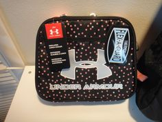 a00b8ab1d4 Under Armour Insulated Lunch Box Thermos Flex a Guard Pink Polka Dots # Underarmour #LunchBox