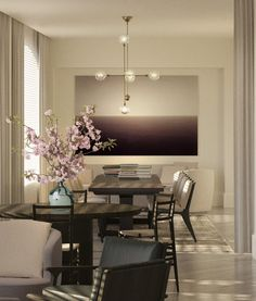 Interior Design - 11 Howard in NYC, USA