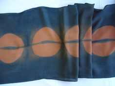Dharma Trading Co. Featured Artist: Jane DeGroff of Spring City Hand-Dyed - shibori