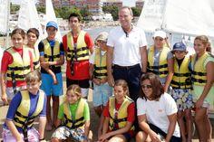 En la Escola de la Mar de Benicàssim