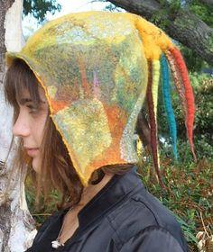 Farb-und Stilberatung mit www.farben-reich.com - felted hat
