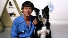 John Noakes and Shep- RIP John, sadly missed, you were the best!
