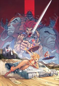 The Awesomeness of the Thundercats