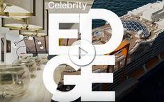 Acaba de ser presentado. Este es el video presentacón de la nueva joya de Celebrity Cruises. Así de espectacular es el nuevo Celebrity Edge. Te dejará sin palabras!