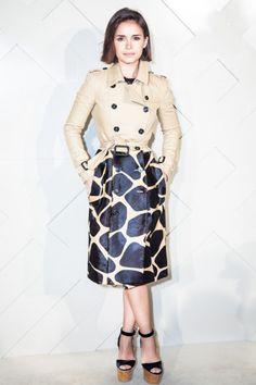 Style Icon: Miroslava Duma
