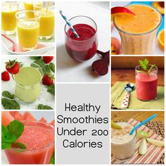 5:2 Complete meal: Healthy Smoothies Under 400 Calories